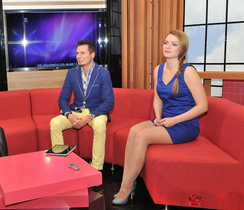 ярославские телеведущие фото имеет привлекательный внешний