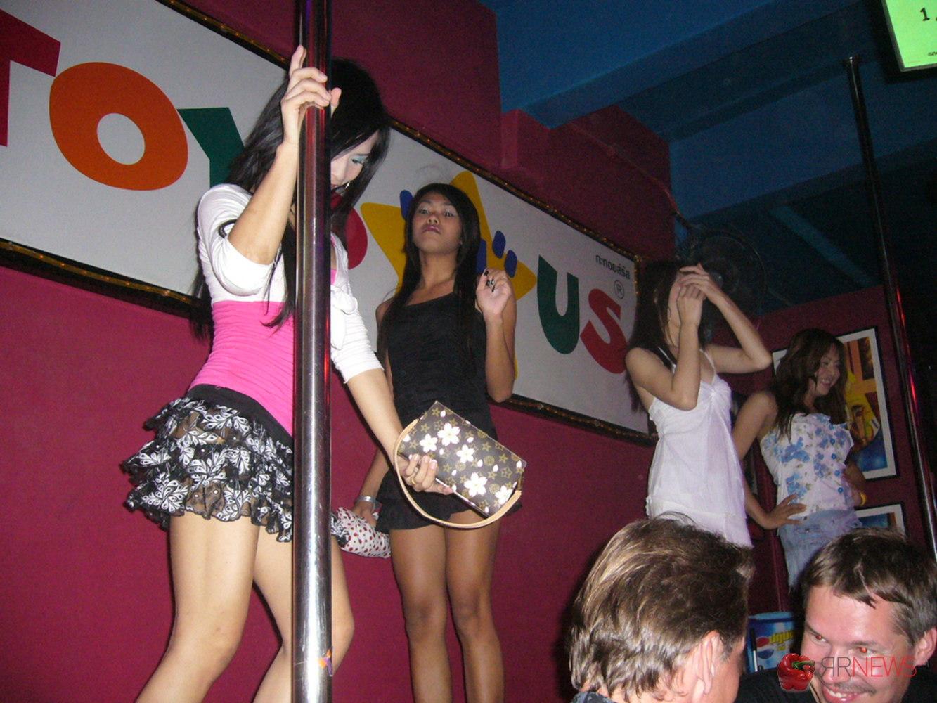 Сексуальные развлечения в тайланде для туриста