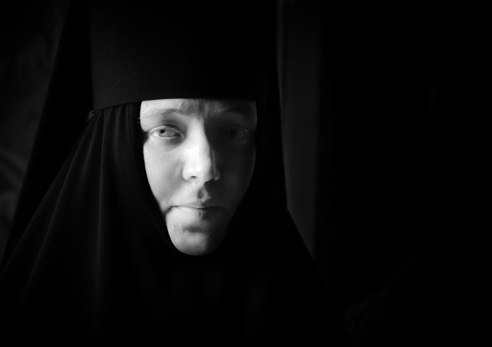 ликои для фотографии монахинь к песне монахиня моя уже