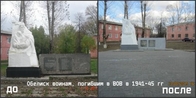 Памятники в ярославле на резинотехнике памятники фото и название