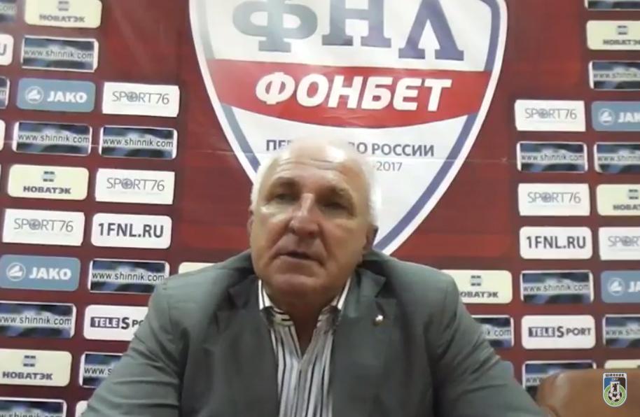 Ярославский «Шинник» дома переиграл «Тамбов»