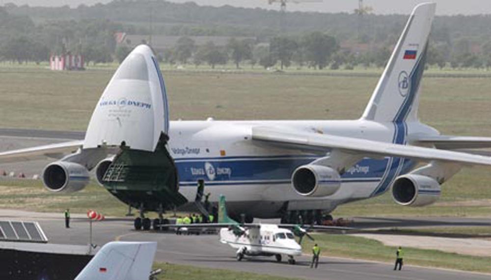 ВЯрославль прилетит наибольший вмире грузовой самолет