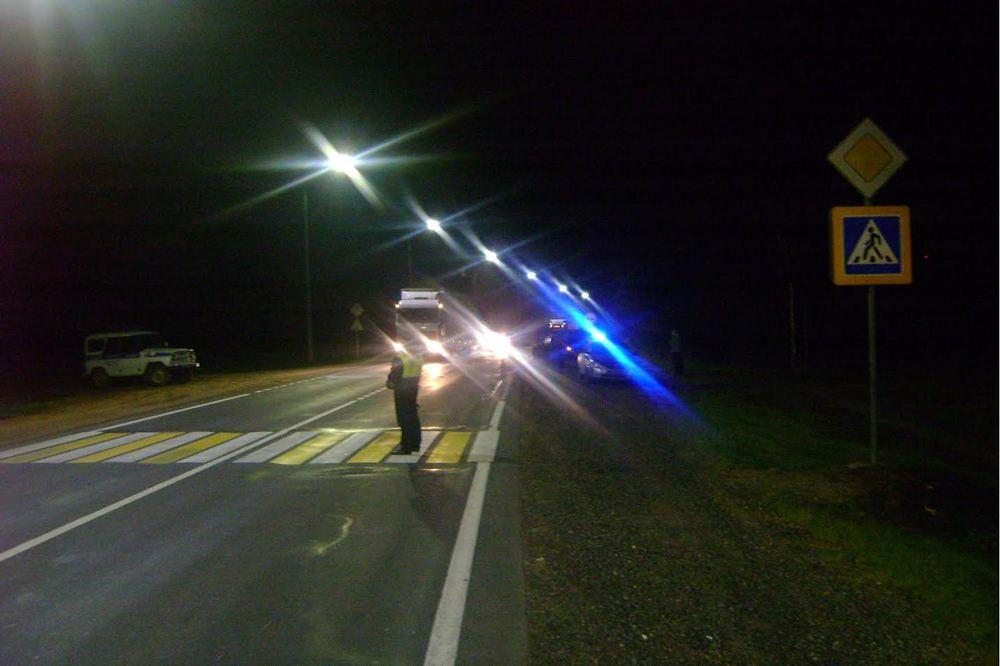 ВДаниловском районе насмерть сбили пешехода
