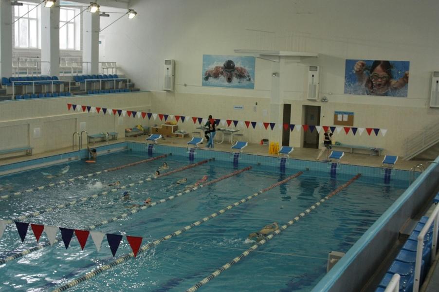 Вначале осени бассейн «Шинник» откроется после ремонта