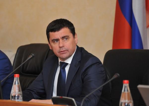 Экс-глава Химок Слепцов стал исполняющим обязанности мэра Ярославля