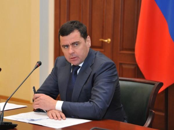 Дмитрий Миронов представил новейшую структуру исостав руководства Ярославской области