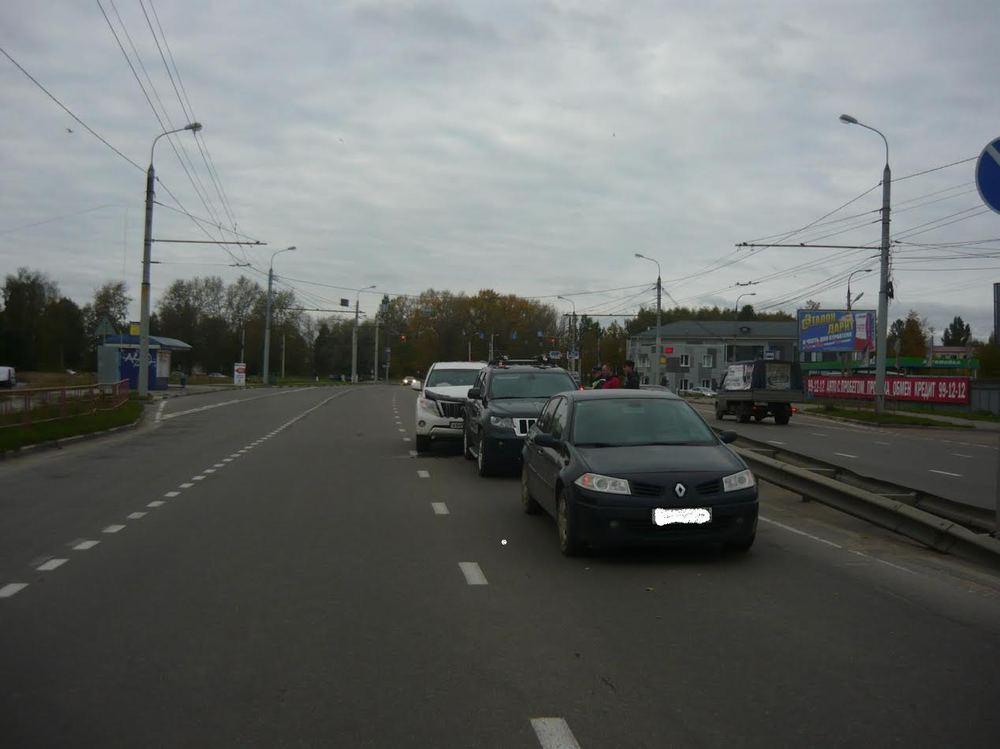 ВЯрославле встолкновении 3-х авто пострадала 2-летняя девочка