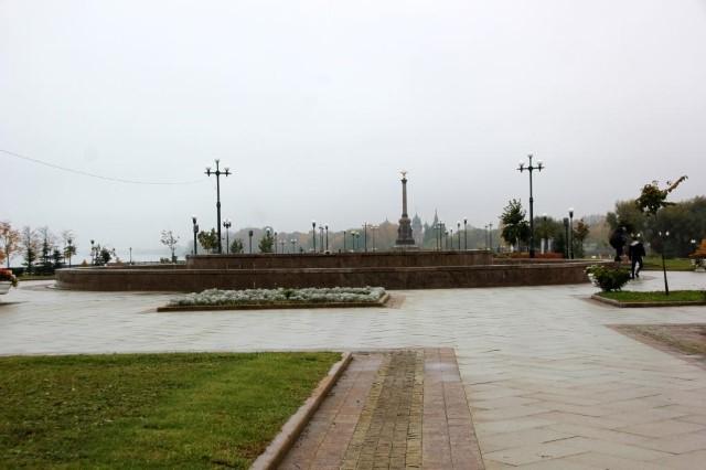 Ярославские фонтаны начали готовить кзиме