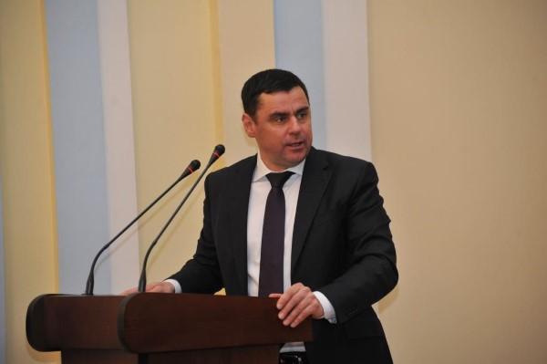 Сегодня Дмитрий Миронов отмечает день рождения