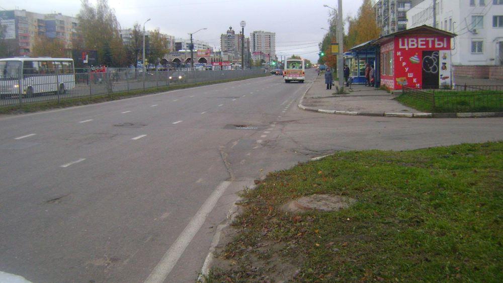 ВЯрославле доставлена вбольницу пассажирка автобуса, которая упала всалоне