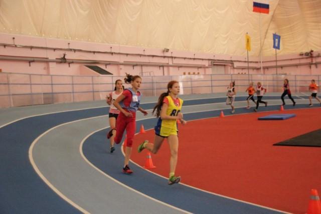 ВЯрославле проходит городской этап всероссийских президентских спортивных игр для школьников