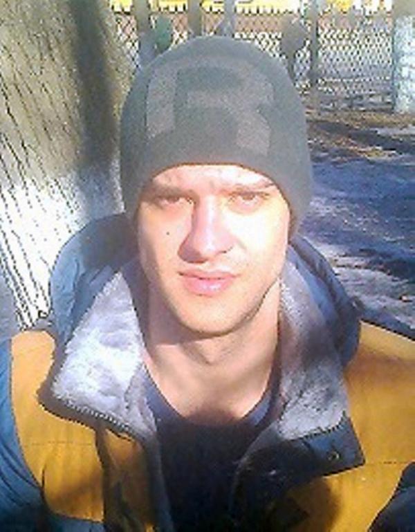 Милиция разыскивает 29-летнего Николая Карасенко