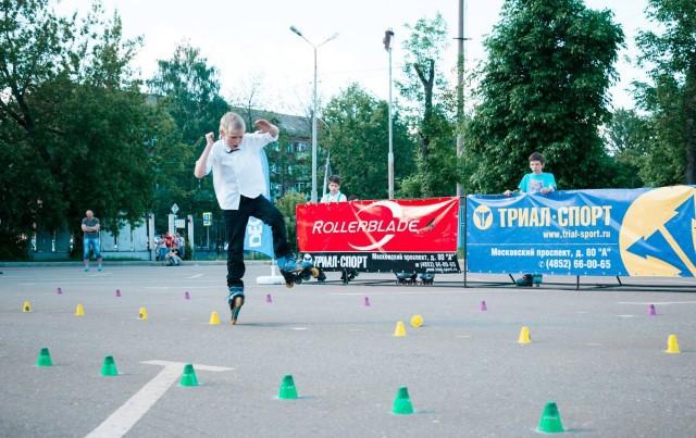 Ярославец выступит начемпионате мира пороллер спорту