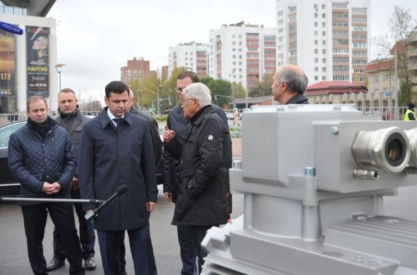 ВЯрославле подчеркнули 100-летие русского двигателестроения