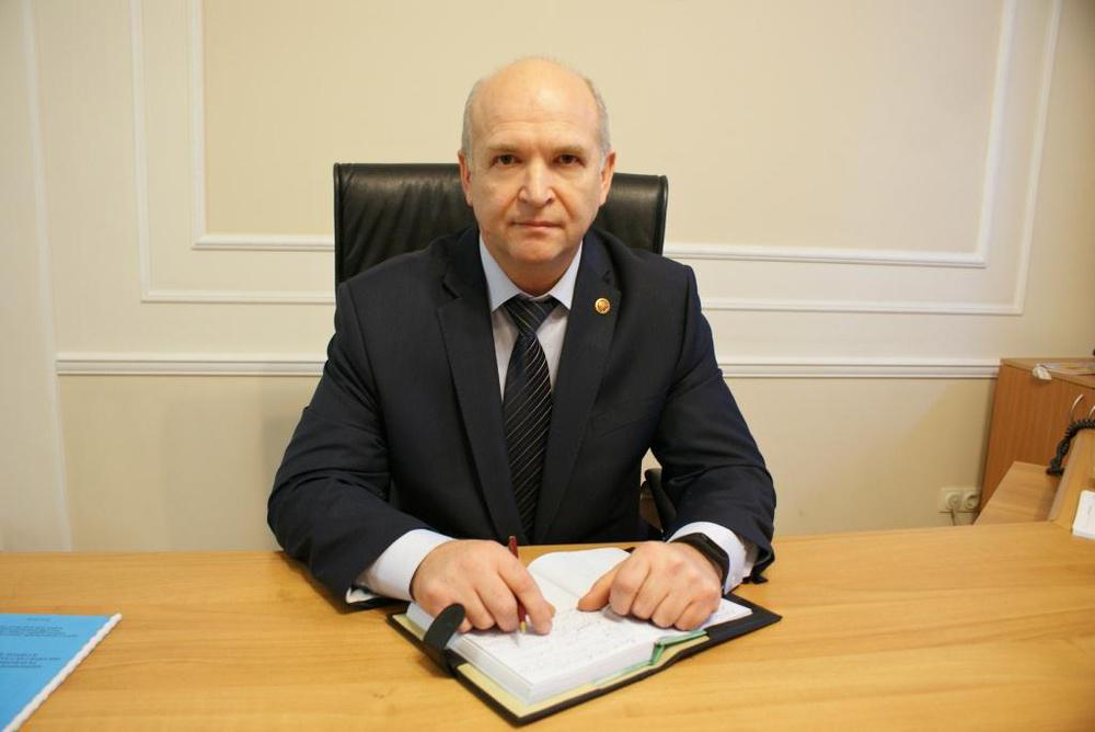 Заместитель главы города  покинул пост, отработав два месяца