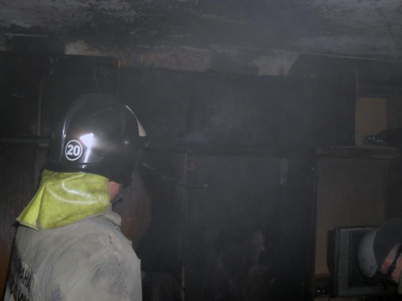 Впраздничные дни при пожарах вЯрославской области погибли 2 человека