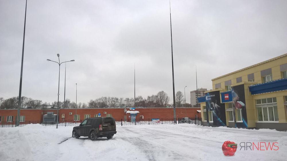 ВЯрославле обвалился купол легкоатлетического манежа