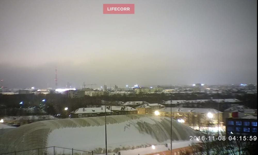 Спортивные здания вЯрославле своздухонадувными конструкциями закрыты доликвидации обледенения куполов