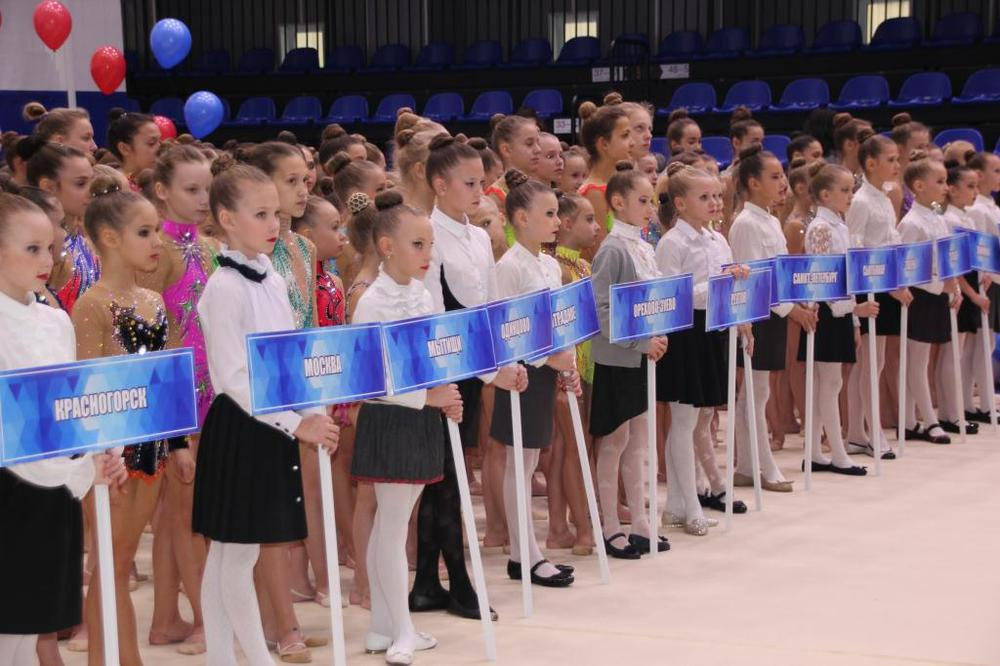 ВЯрославле стартовал турнир похудожественной гимнастике