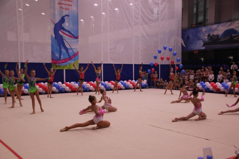 ВЯрославле стартовал турнир похудожественной гимнастике «Отдебюта кмастерству»