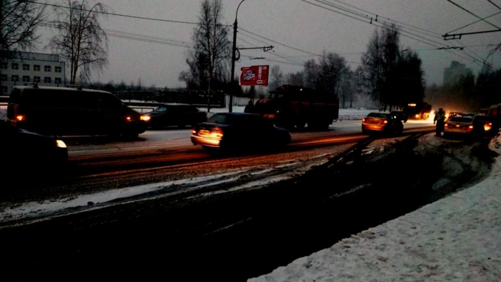 ВРыбинске 12-летний парень пострадал вДТП