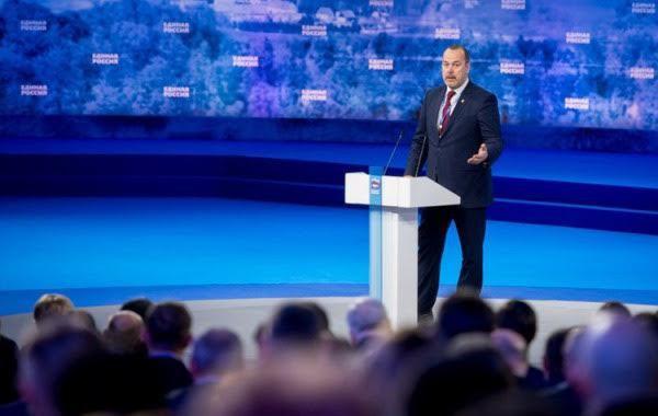 Курировать работу «ЕР» вчетырёх областях будет депутат изпосёлка Калач