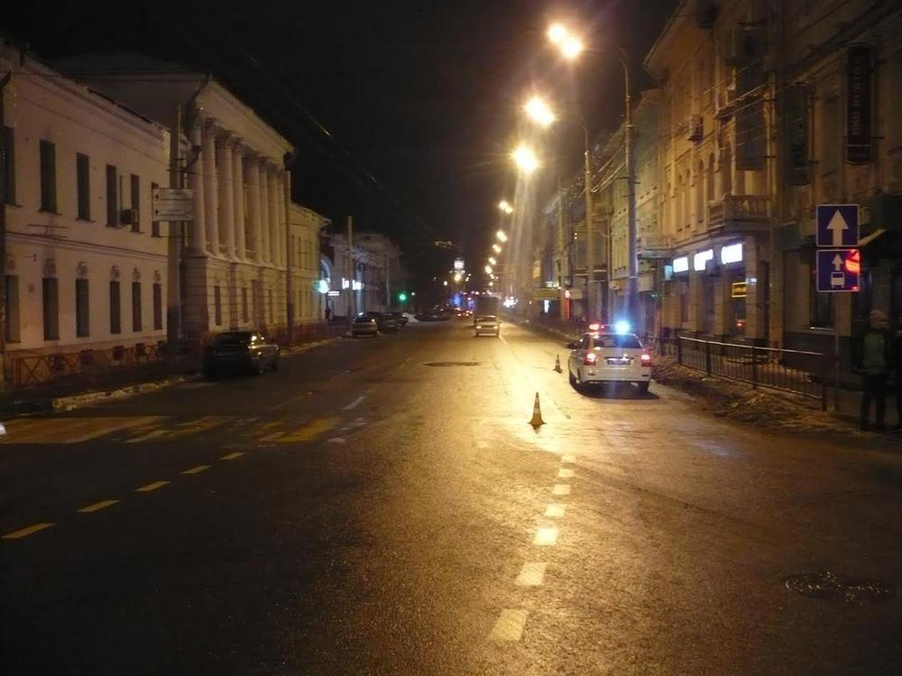 НаВолкова вЯрославле шофёр иномарки сбил пешехода и исчез