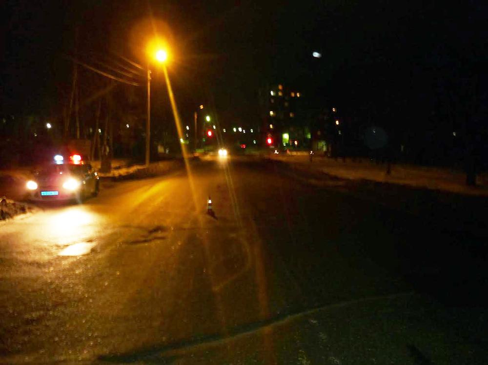 ВЯрославле шофёр «БМВ» сбил пешехода