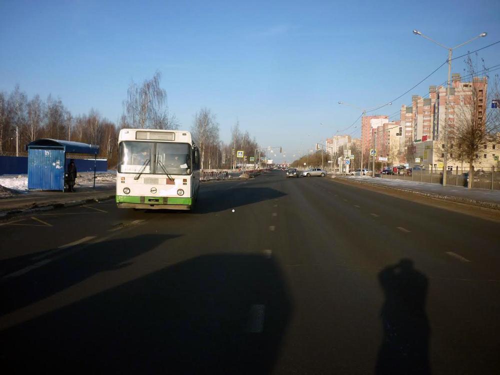 Заутро два пассажира пострадали вярославских автобусах