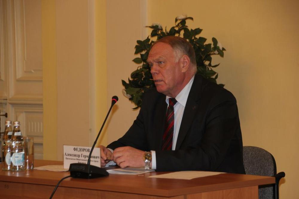 Ярославцы поддержали объединение функций главы города исити-менеджера