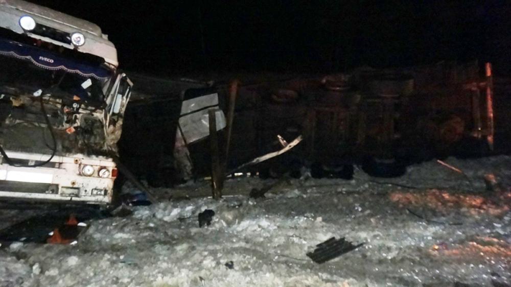 ВЯрославском районе мужчина умер при ДТП