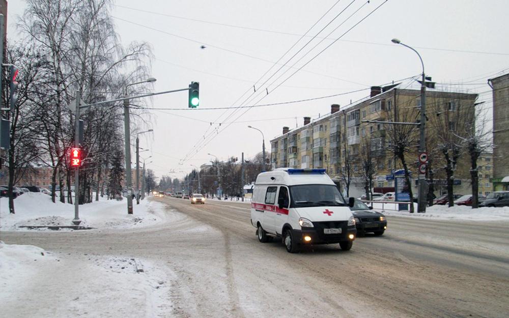 Вцентре Рыбинска установили новый светофор