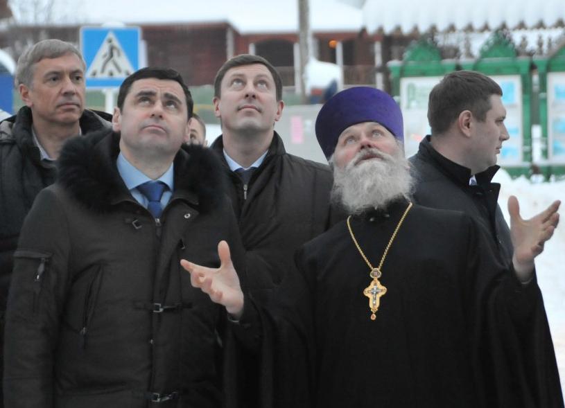 Дмитрий миронов встретился с жителями брейтовского муниципального района