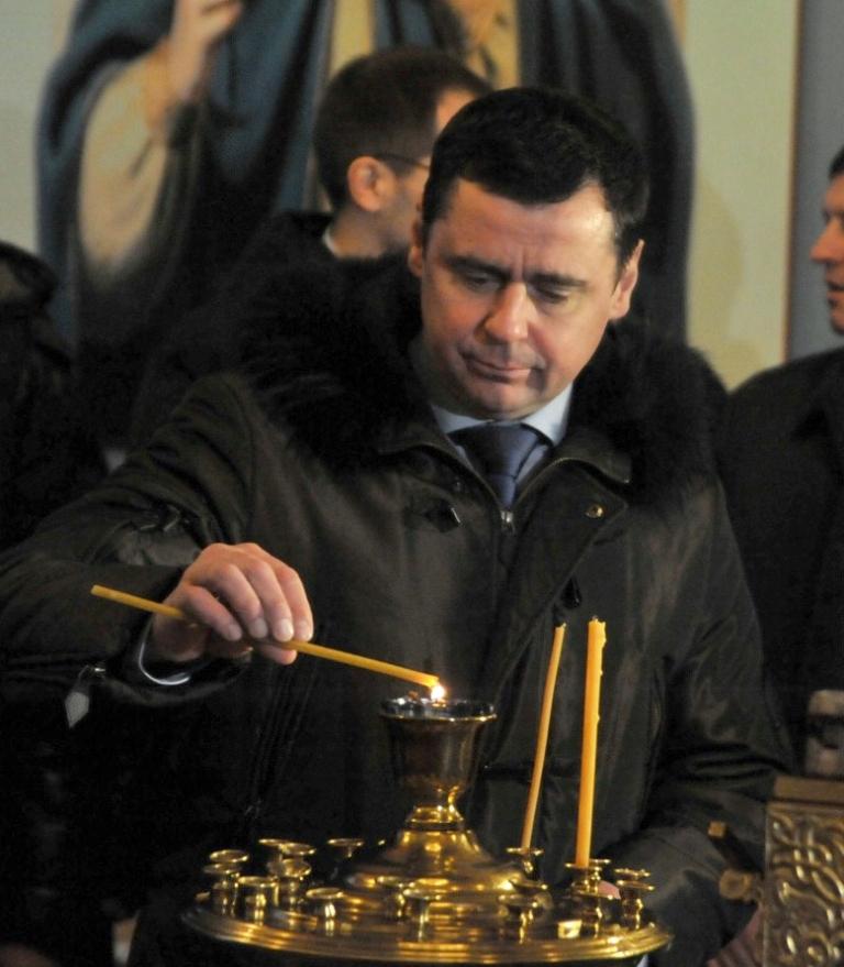 Врио губернатора дмитрий миронов встретился с жителями брейтовского муниципального района