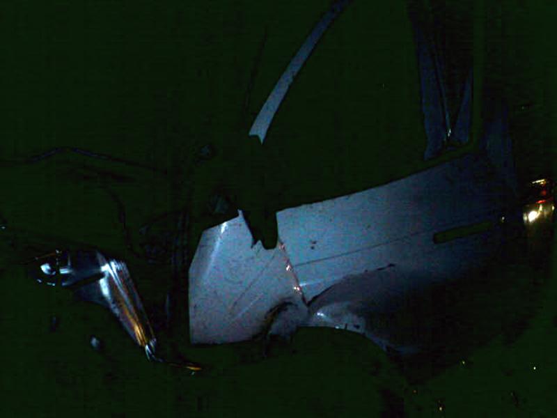 ДТП натрассе М-8: три человека погибли наместе