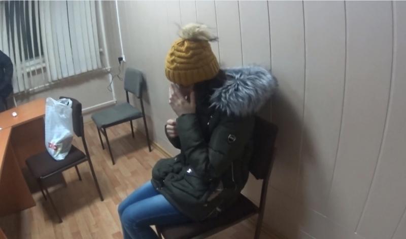 ВЯрославле у19-летней девушки изъяли 92 свертка сгероином
