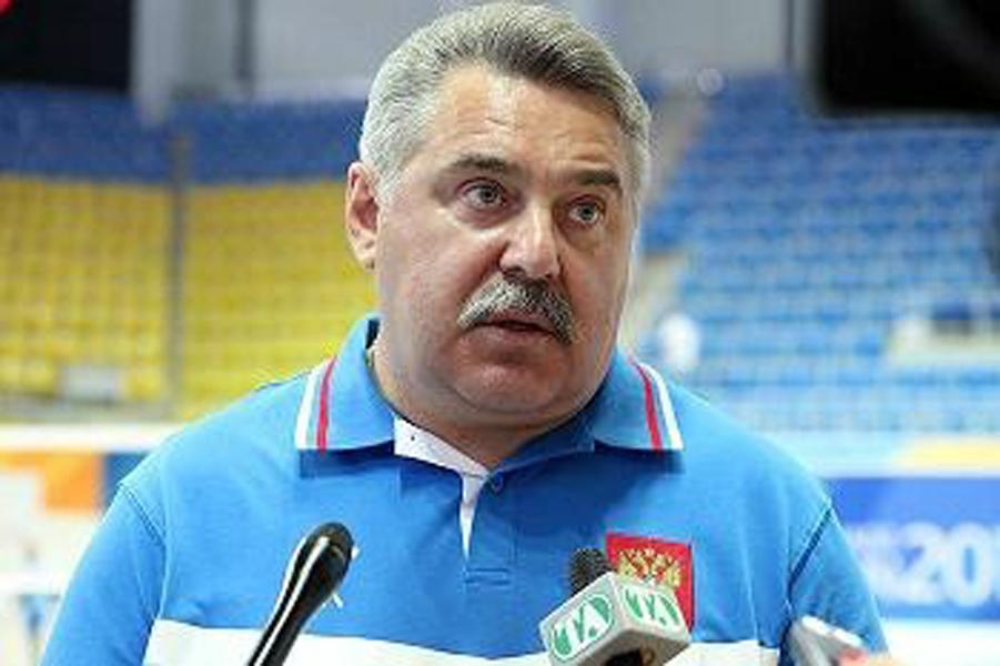 Мужскую сборную РФ может возглавить Сергей Шляпников