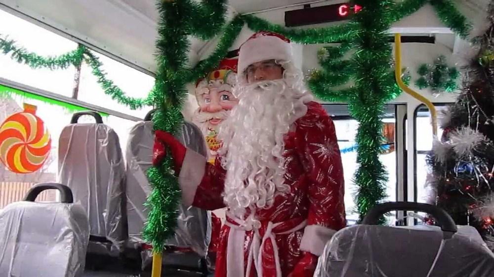 ВЯрославле идет подготовка новогоднего «Волшебного троллейбуса»