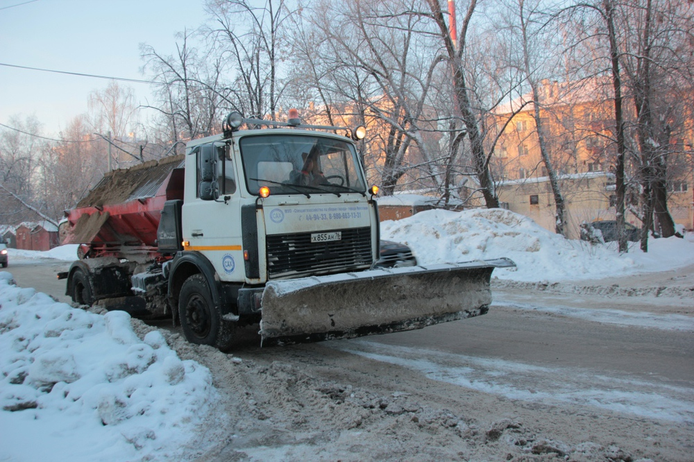 ВЯрославле из-заЧП затопило улицы, без воды остались 12 домов