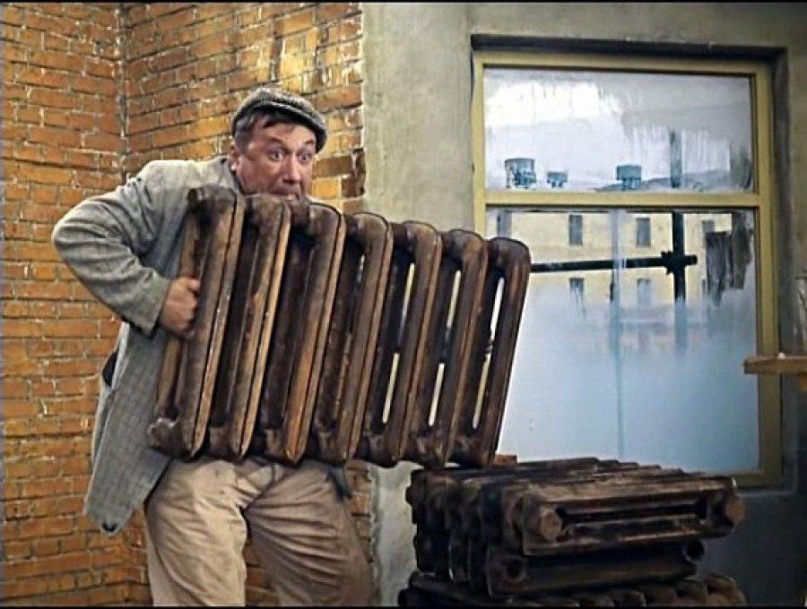 Безработный ярославец воровал радиаторы изновостроек