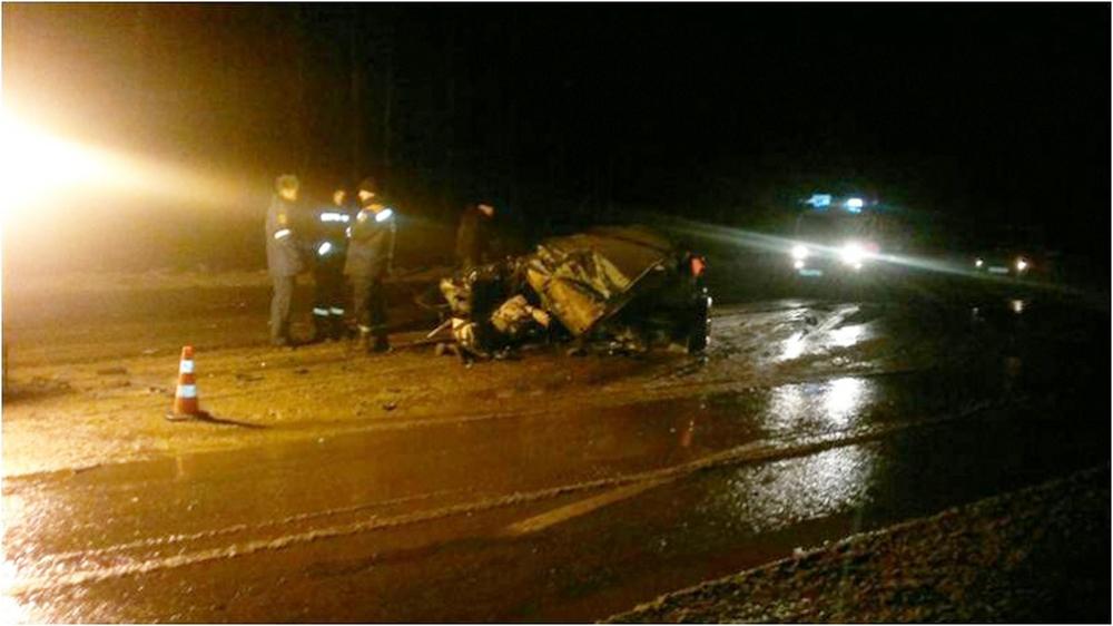 ВРостовском районе вДТП погибли три человека