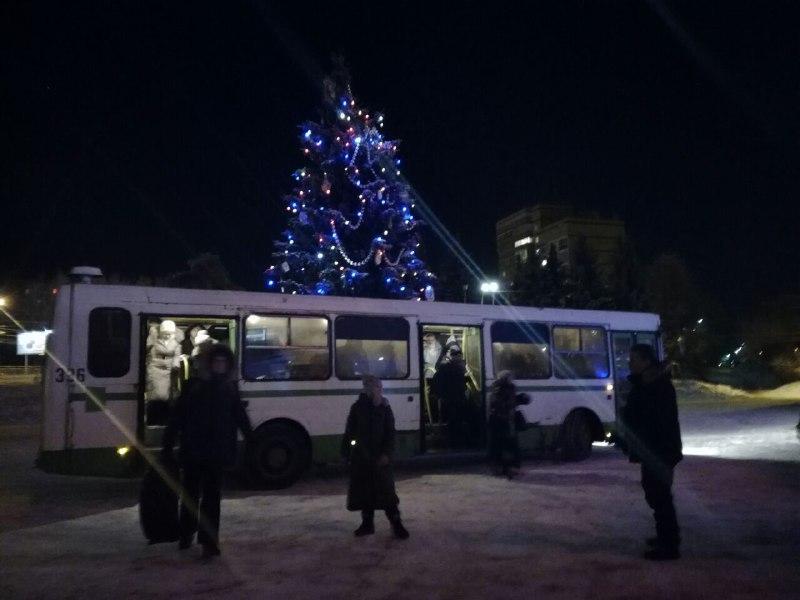 Под Ярославлем спасли неменее 30-ти туристов