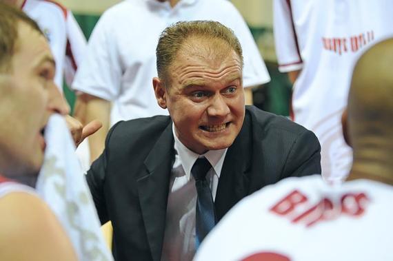 Основным тренером баскетбольного клуба «Буревестник» стал Михаил Михайлов
