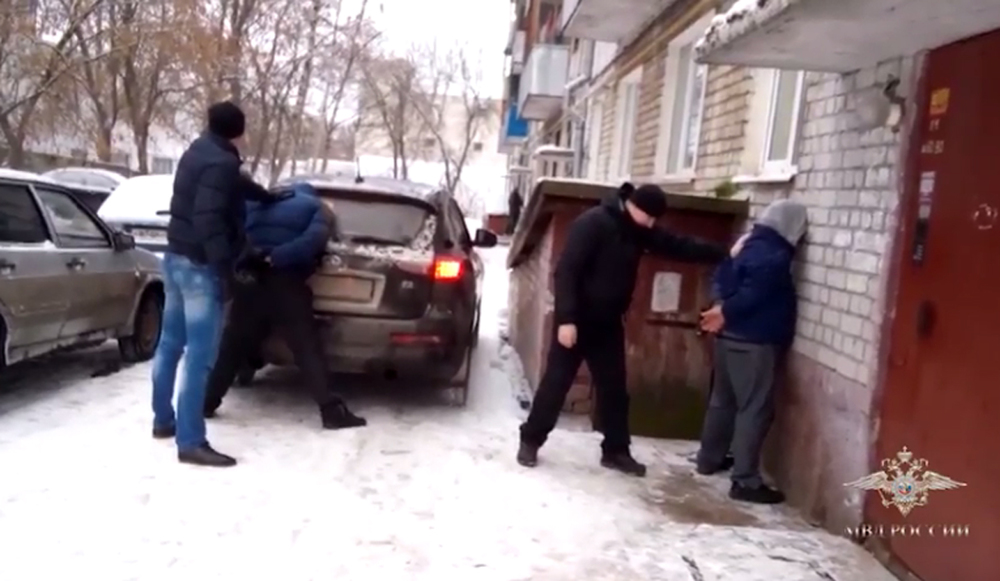 ВТутаеве задержаны серийные автомобильные воры