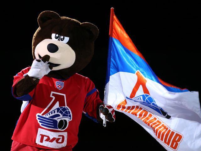 «Сибирь» выиграла вголосовании засамого яркого маскота КХЛ