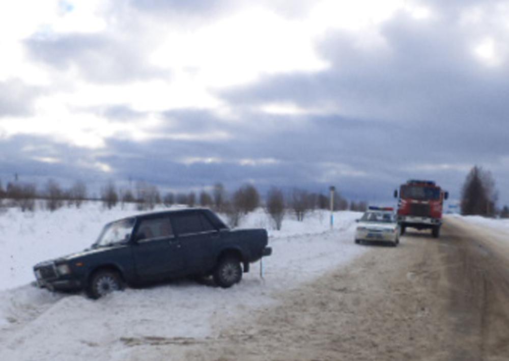 Пешеход умер под колесами авто вБольшесельском районе