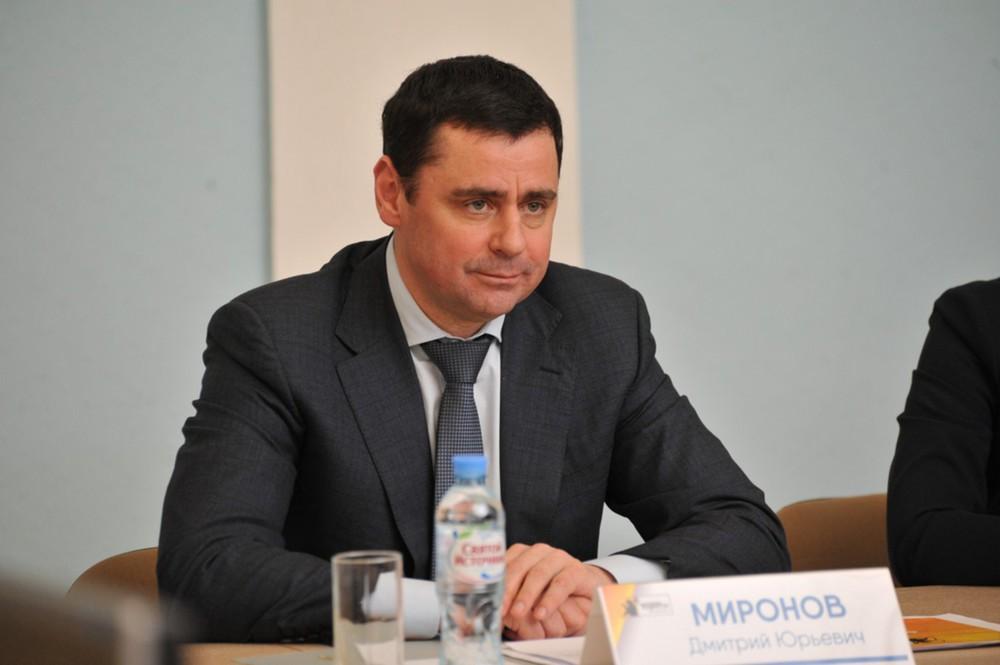 «Реконструкцию моста через Которосль начнем вэтом году»— Дмитрий Миронов