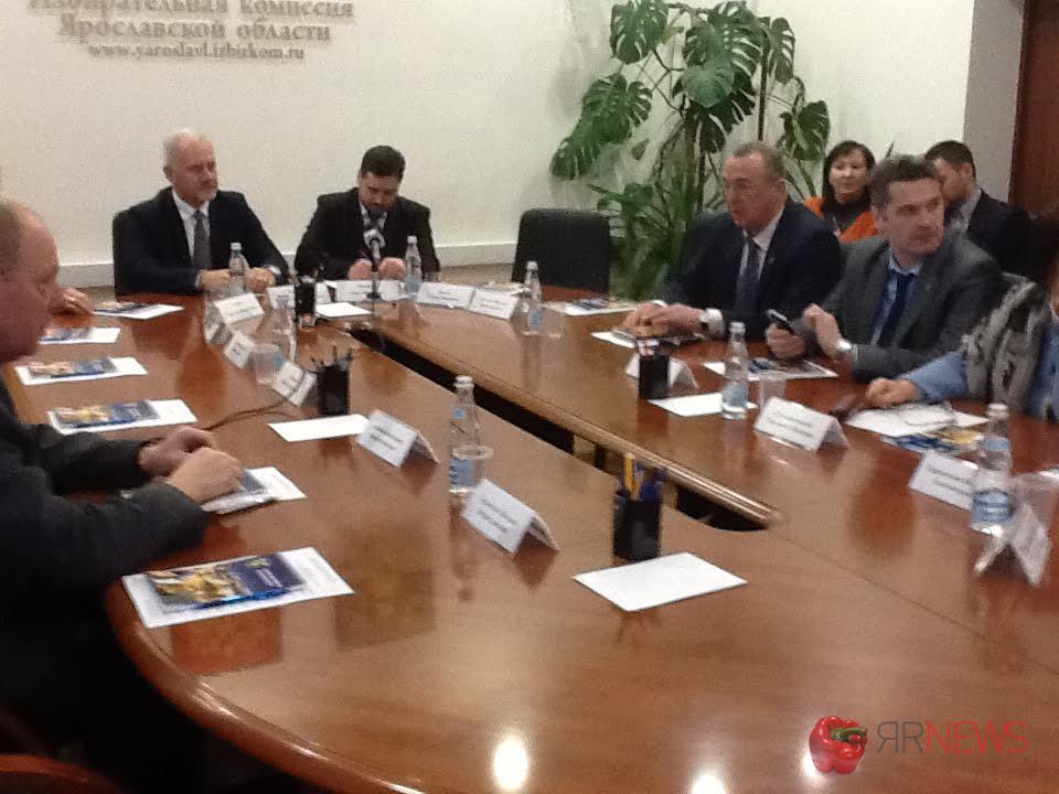 Пост председателя избирательной комиссии Ярославской области может занять Олег Захаров