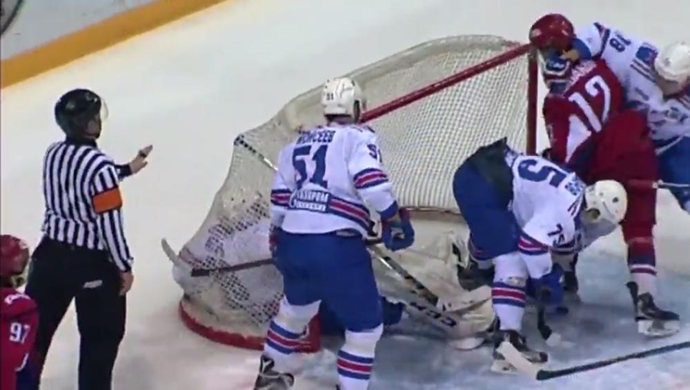 Ярославский «Локо» первым вышел вплей-офф чемпионата МХЛ