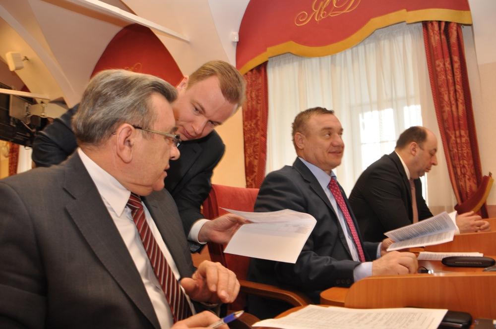Ярославль получит 430 млн. руб. науборку города